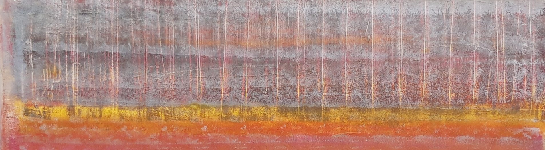 Abstrakte Farbflächen